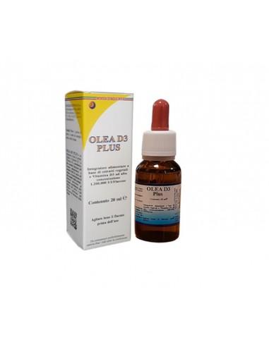Olea D3 PLUS - Vitamina D3